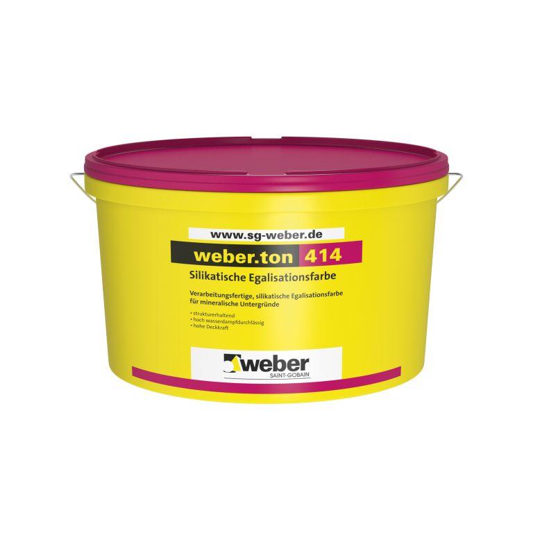 Weber silikaatvärv
