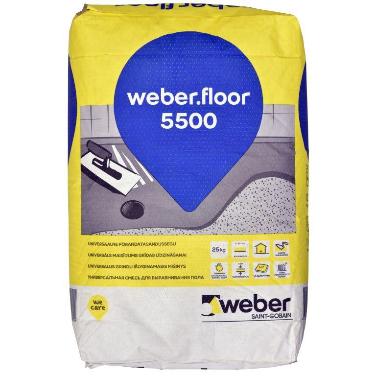 Jämedateraline põrandatasandussegu
