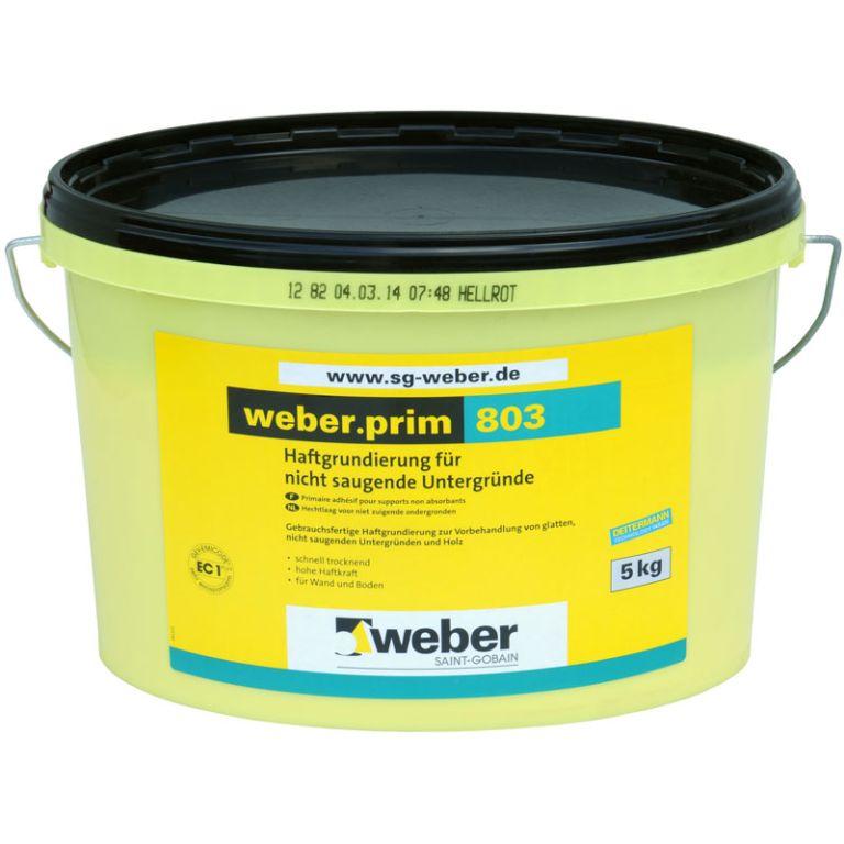 Weberi ühekomponentne nakkekrunt