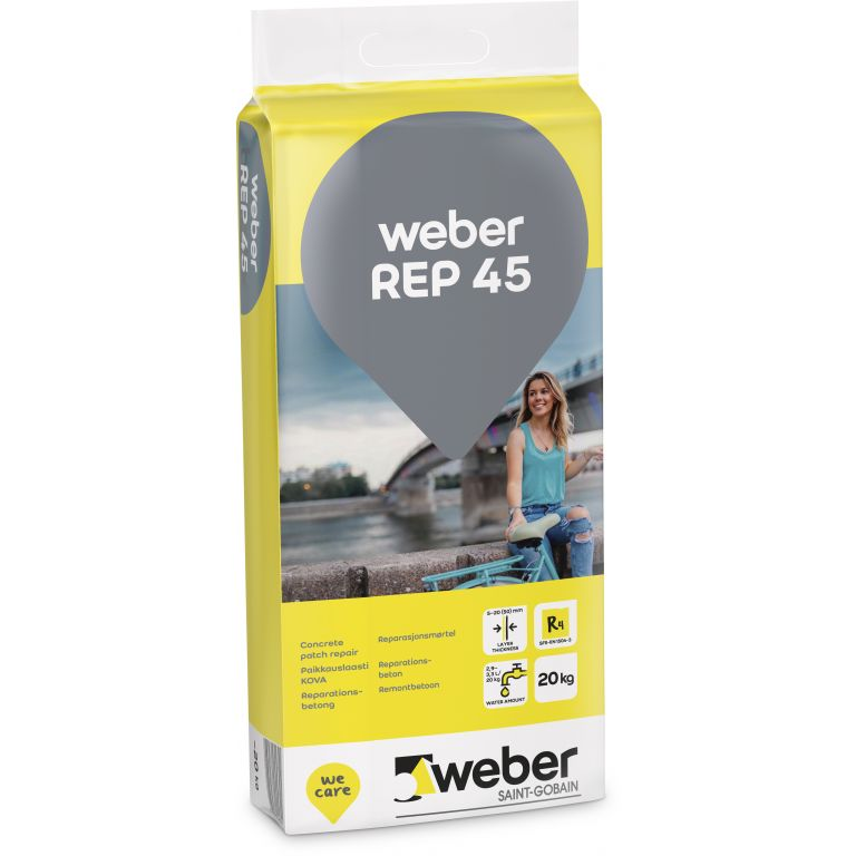 weber rep 45