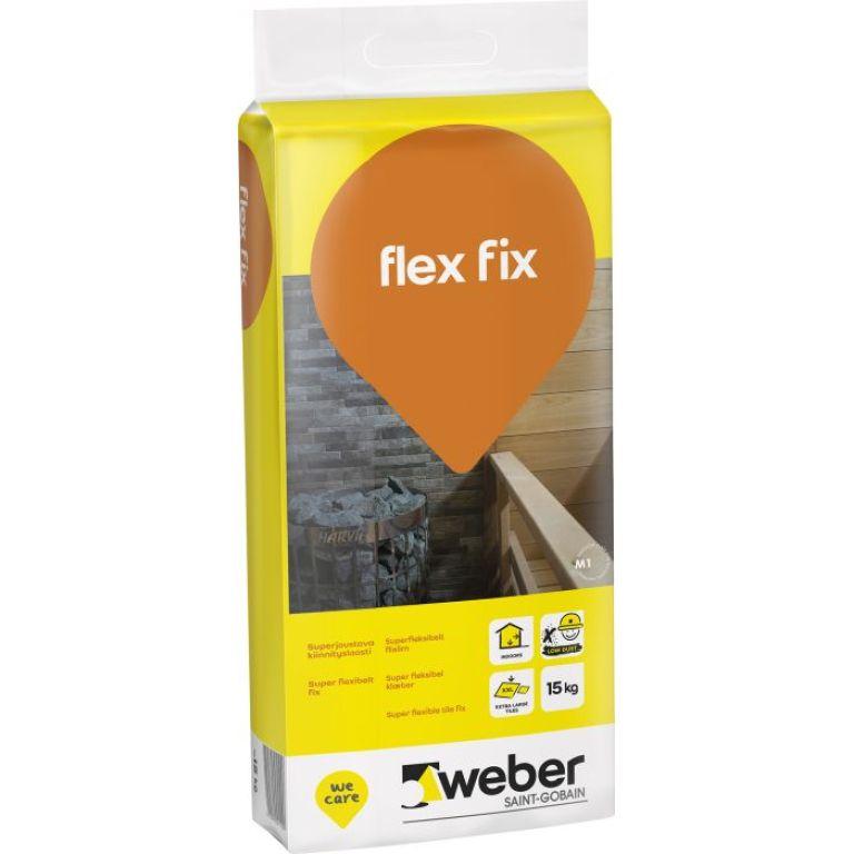 weberflex fix